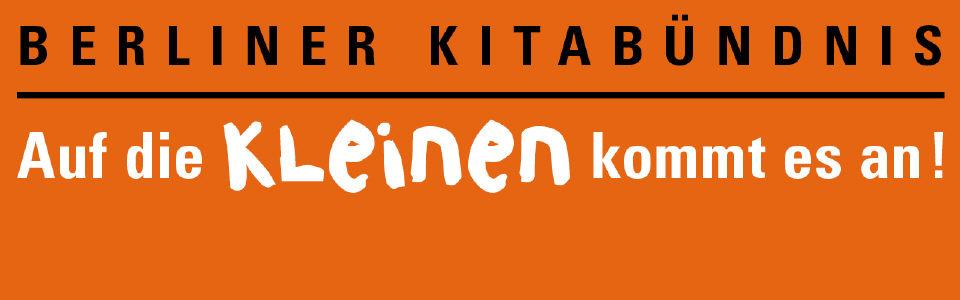 Logo: Berliner Kitabündnis